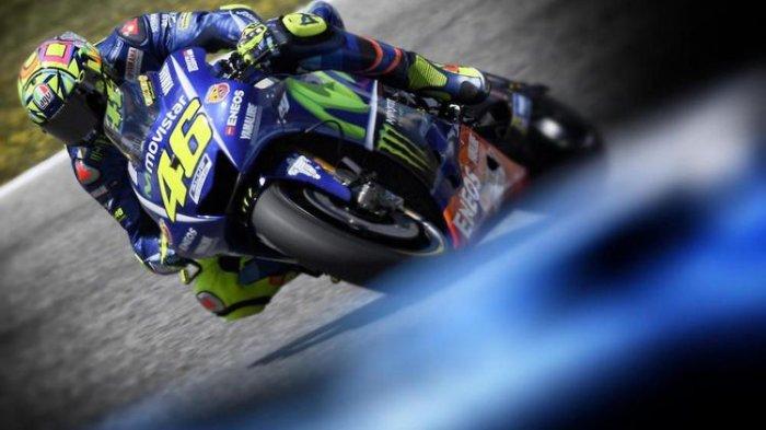 Live Streaming MotoGP Prancis 2020 di Trans 7 Sore Ini: Rossi Start Posisi 10, Mampukah Raih Podium?
