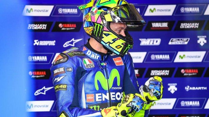 Jelang Musim MotoGP 2020, Valentino Rossi Terlilit Masalah Hukum di Italia