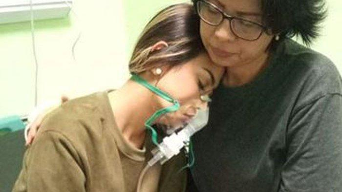 Masih Dirawat di Rumah Sakit, Vanessa Angel Sering Muntah-muntah Hingga Berat Badan Turun