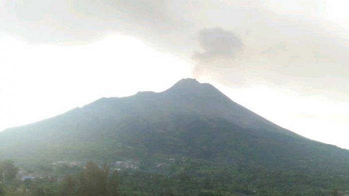 Gunung Merapi Kembali Meletus dengan Kolom Setinggi 5.000 Meter