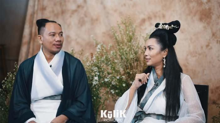 Dituduh Pelet Kalina Karena Mau Diajak Nikah, Vicky Prasetyo Emosi 'Jangan Main-main sama Gladiator'