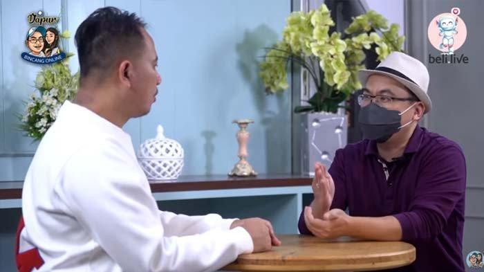 Kesal Kalina Bakal Diceraikan, Cara Sahabat Nasihati Vicky Prasetyo Tuai Pujian : Masalahnya di Lu !