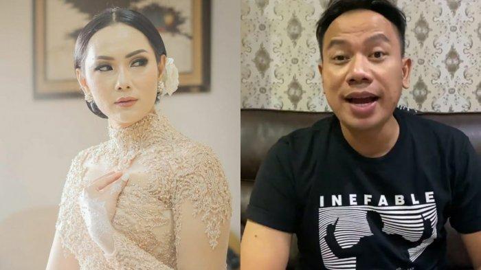 Kalina Ocktaranny Pamit dari Rumah, Vicky Prasetyo : Sedang Ada Ujian di Rumah Tangga Kita