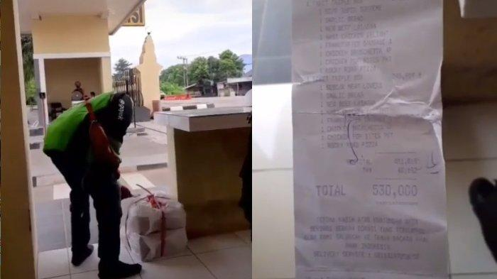 Sikap Bijak Polisi saat Lihat Pria Sedih Dapat Order Fiktif Rp 500 Ribu, Bikin Driver Ojol Kaget