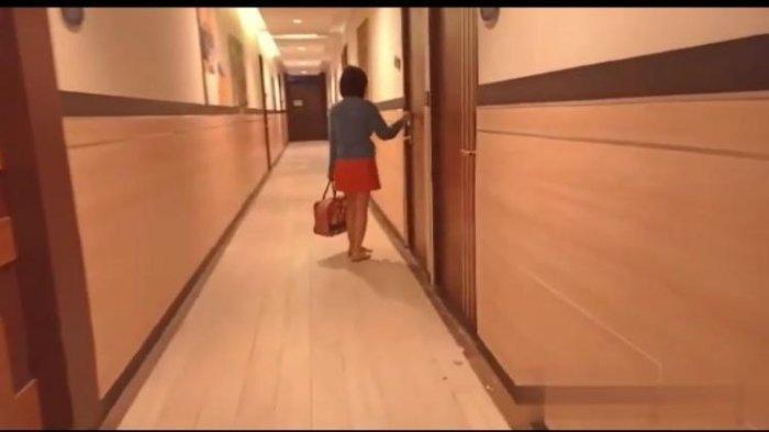 Misteri Wanita Berambut Sebahu Pemeran Video Mesum Bogor, Masuk Kamar Hotel Langsung Lepas Pakaian