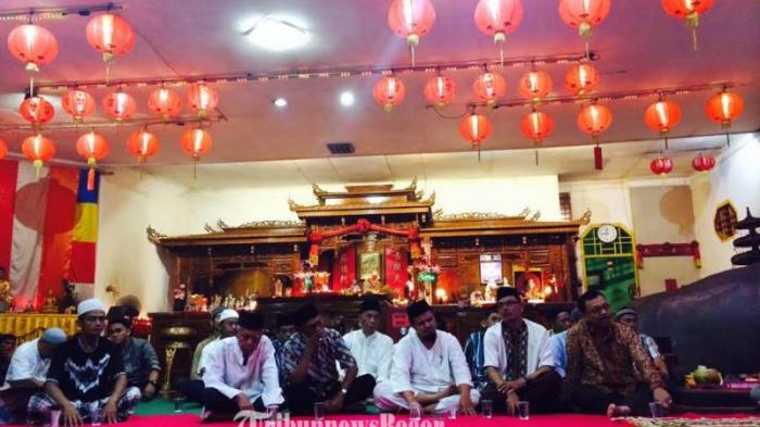 Vihara Ini Miliki Tempat Ibadah untuk Orang Muslim, Ada Makam Imam Penyebar Agama Islam