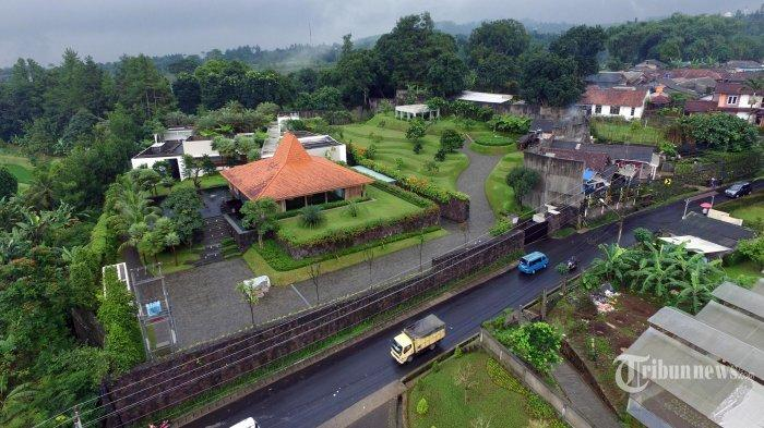 Mengintip Vila Seluas 1 Hektare Milik Nurhadi di Bogor, Ada Joglo dan Kolam Ikan