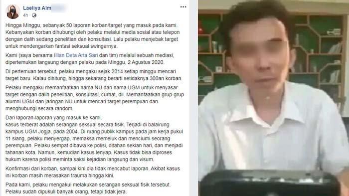 Viral Bambang 'Swinger' Lecehkan Wanita Modus Riset Tukar Pasangan, Kini Minta Maaf: Istriku Ga Tahu
