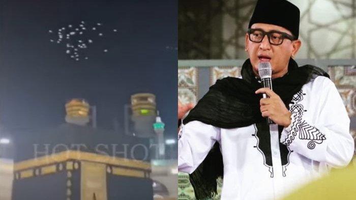 Viral Ka'bah Ditutup Karena Corona, Burung-Burung Tawaf di Atasnya, Ustaz Zacky Mirza: Moga Pertanda