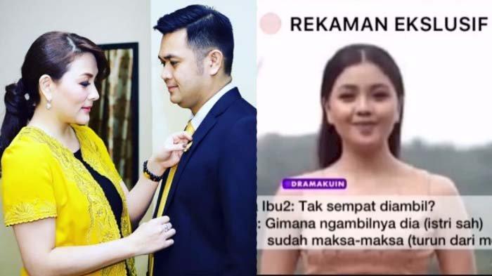 Bikin James Selingkuhi Istri Sah, Ini Penampilan Angel Sepang saat di Acara Putri Tomohon 2019