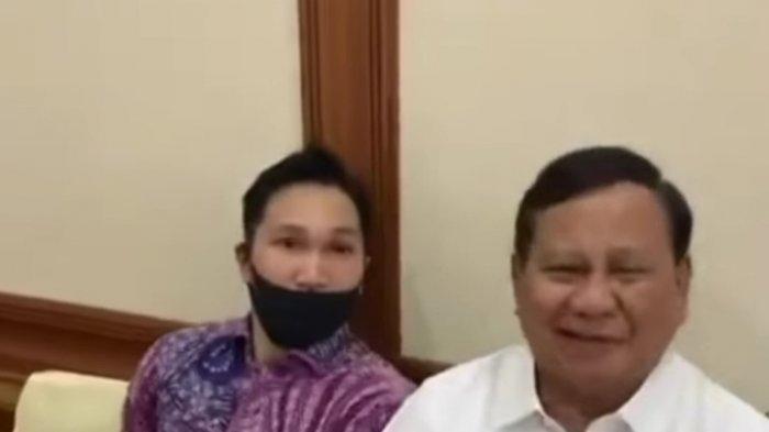 Viral Prabowo Jahili Staf yang Ketiduran saat Rapat, Akun Twitter Said Didu Ramai Ditandai Begini