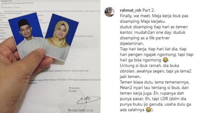 Viral Pria Ini Ketemu Jodoh saat Melamar Kerja, Ajak Menikah Setelah Sang Wanita Putus dari Pacarnya