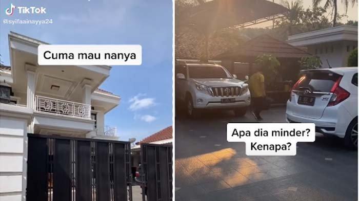 Viral Punya Mobil & Rumah Mewah, Syifa Ngaku Diputusin Gara-gara Pacar Minder: Padahal Ga Niat Pamer