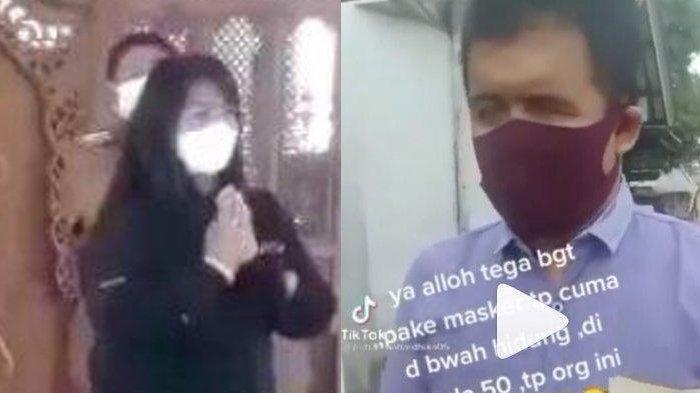 Sosok Tunanetra yang Viral Disebut Didenda Rp 50 Ribu saat PPKM, Pengunggah Minta Maaf : Itu Dipalak