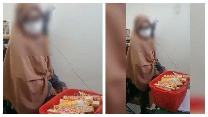 Viral Wanita Sembunyikan Barang Curian dari Supermarket di Balik Baju, Harganya Capai Jutaan Rupiah