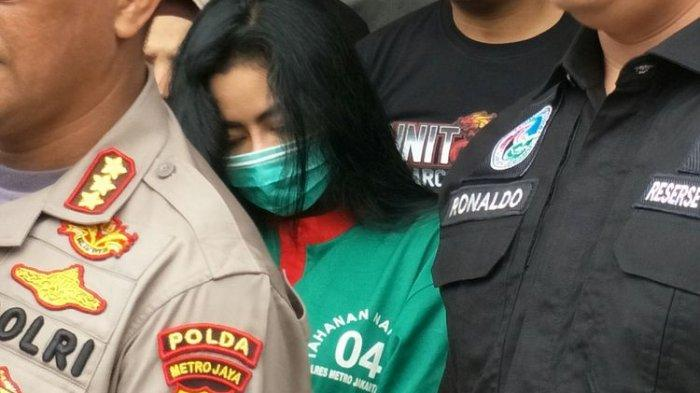 Lebih Singkat dari Tuntutan JPU, Vitalia Sesha Divonis 1 Tahun 8 Bulan Penjara