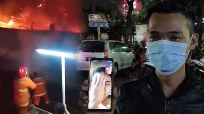 Video Call Terakhir Napi Lapas Tangerang Sebelum Tewas Terbakar, Rindu Adik, Rencana Menikah Kandas