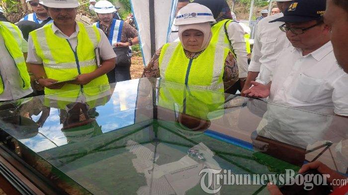 Proyek Pembangunan Waduk Ciawi Harus Selesai di Masa Pemerintahan Jokowi