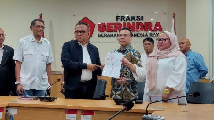 PKS dan Gerindra Ajukan Riza Patria-Nurmansyah Lubis Jadi Cawagub DKI Jakarta