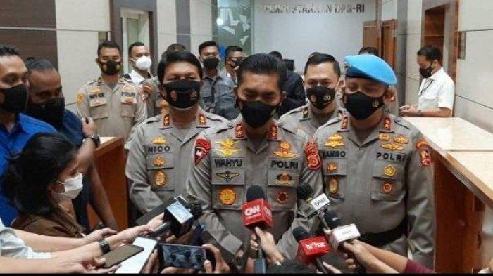 Sosok Wahyu Widada Kandidat Calon Kabareskrim, Punya Peran Antar Listyo Sigit Jadi Kapolri