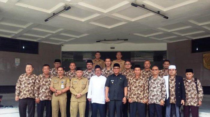 Bahas Intoleransi di Kabupaten Bogor, Iwan Setiawan Lakukan Pertemuan Dengan FKUB