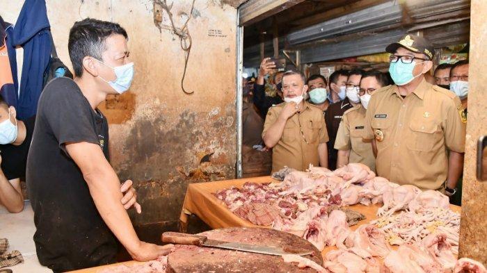 Sehari Jelang Ramadhan, Harga Daging Sapi di Pasar Citeureup Bogor Naik Jadi Rp 130 Ribu