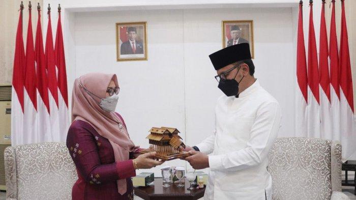 Kabupaten Sumbawa Belajar Penataan Kota dan Wisata ke Kota Bogor, Bima Arya Pamerkan Taman Kota