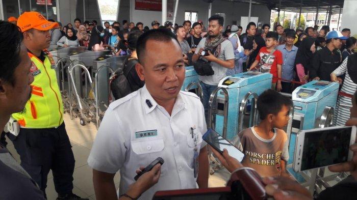 Tidak Terdampak Mati Lampu Jabodetabek, KA Pangrango Bogor-Sukabumi Tetap Beroperasi