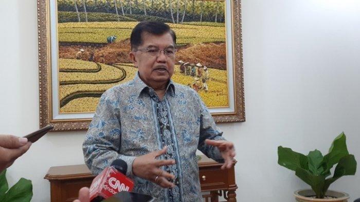 Jusuf Kalla Akan Gelar Open House bersama Presiden Jokowi saat Lebaran