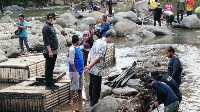 Ingin Jadikan Obyek Wisata, Wakil Wali Kota Bogor Gencar Bebersih Aliran Sungai Ciliwung
