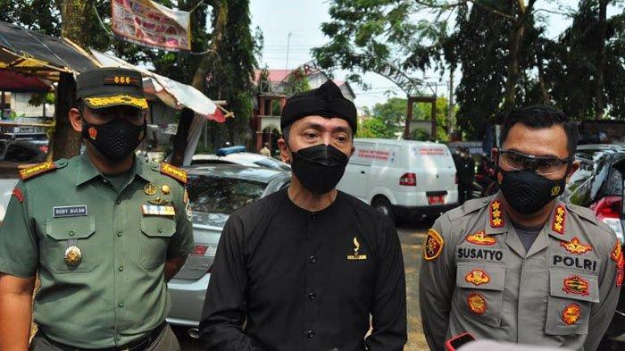 BREAKING NEWS - Total Kasus Positif 32 Orang, Satu Komplek di Bogor Barat Karantina Wilayah