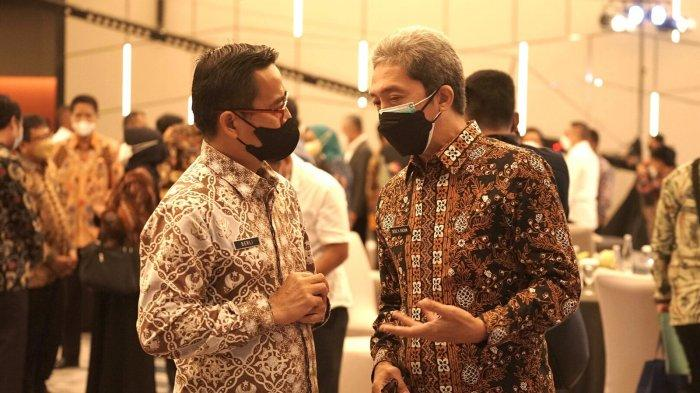 Hadiri Rakor BPN, Wakil Wali Kota Bogor Dedie A Rachim Dorong Kesadaran Warga Laporkan Tanahnya