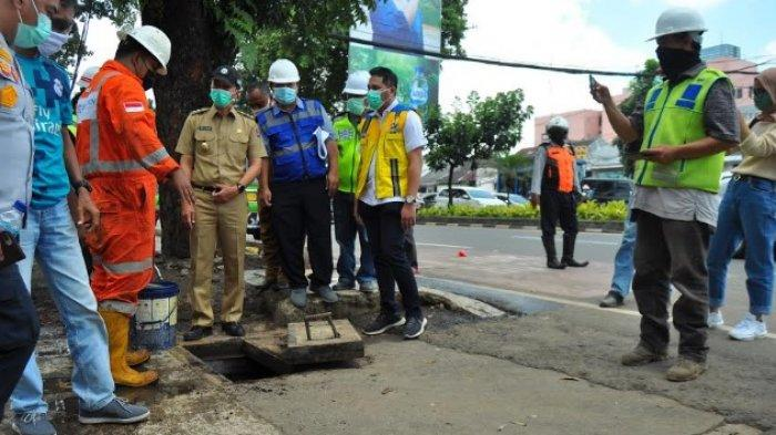 Normalisi Saluran Drainase, Pemkot Bogor Bakal Gusur PKL di Jalan Pajajaran