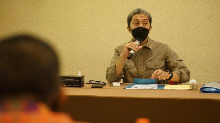 Empat Calon Direksi dan Dewas BPR Bank Kota Bogor Ikuti UKK