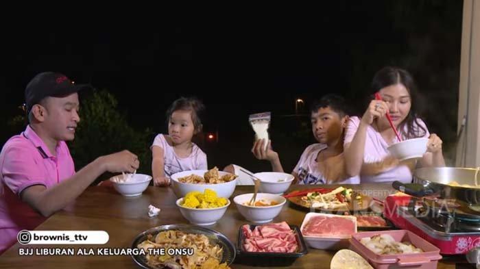 Waktu Bayi Cuma Diberi Air Teh, Betrand Peto Kini Minum ASI Sarwendah, Anak Ruben Onsu: Biar Sedarah
