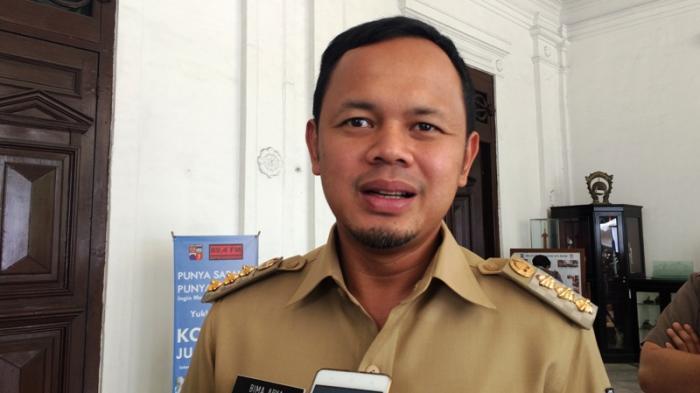 Hari Ini Bima Arya Hadiri Kontes Domba Garut di Istana Bogor