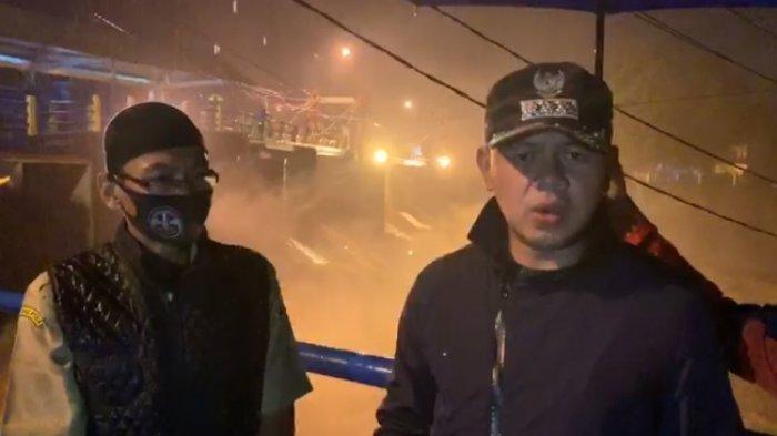 Bendung Katulampa Siaga 1, Bima Arya Hubungi Gubernur Anis Baswedan: Waspada!