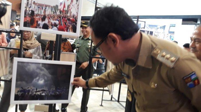 Hadiri Pembukaan Pameran Foto Jurnalistik Bogor Dalam Bingkai 2020, Bima Arya Sebut Sumber Inspirasi