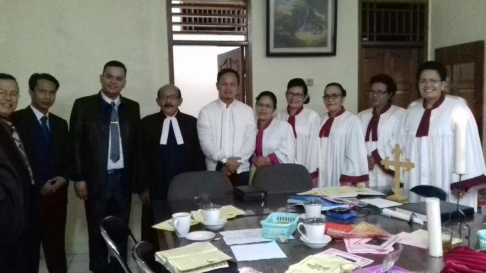 Wali Kota Bima Arya Jadi Pusat Perhatian di Gereja HKBP Bogor