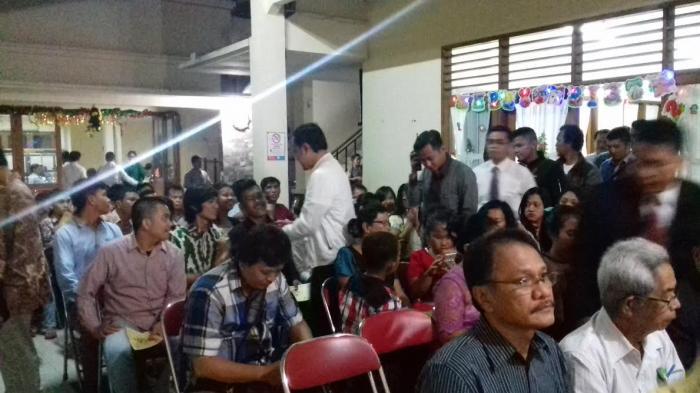 Umat Kristiani Dari Luar Daerah Banyak yang Merayakan Natal di Kota Bogor