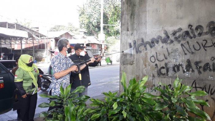 Perindah Dinding di Jalur Perkotaan, Pemkot Bogor Berencana Gandeng Seniman Mural