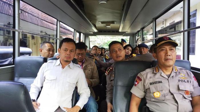 Bom Bunuh Diri di Mapolresta Surakarta, Wali Kota Bogor Keliling Kota Pantau Wilayah