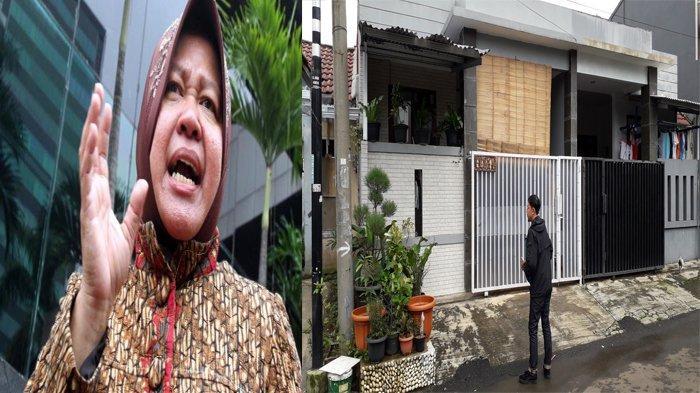 Wanita yang Menghina Walikota Risma Matikan Lampu Rumah saat Polisi Datang : Saya Lagi Ngisi Energi
