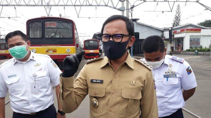 Tanggapi Pria Ngamuk saat PSBB di Kota Bogor, Bima Arya : Tolong Dipahami dan Ditaati