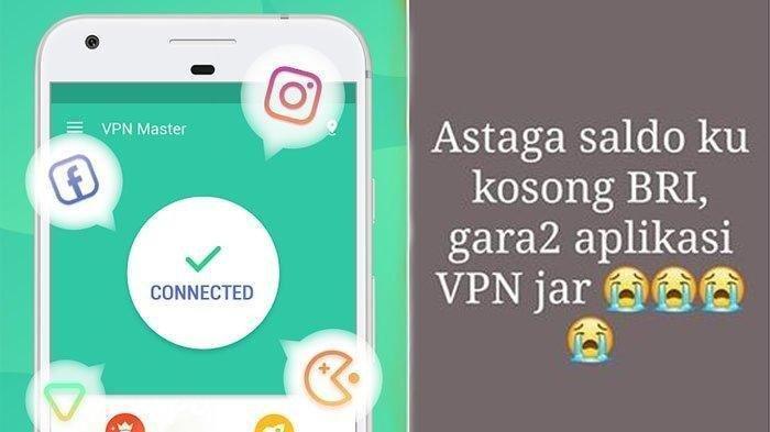 Pakai VPN Saat Media Sosial Dibatasi, Saldo ATM Wanita Ini Ludes Tanpa Jejak - Ini 6 Bahaya VPN