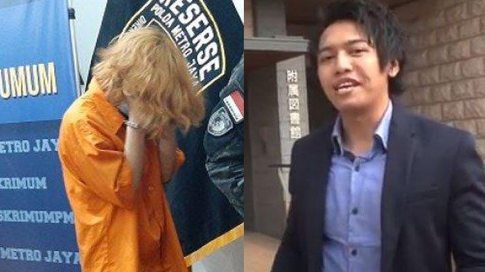 Sosok wanita yang mutilasi manager HRD Rinaldi Harley Wismanu