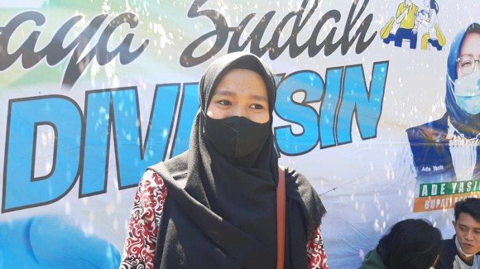 Bantah Kabar Vaksinasi di Bojonggede Bogor Bayar, Ini Pengakuan Warga