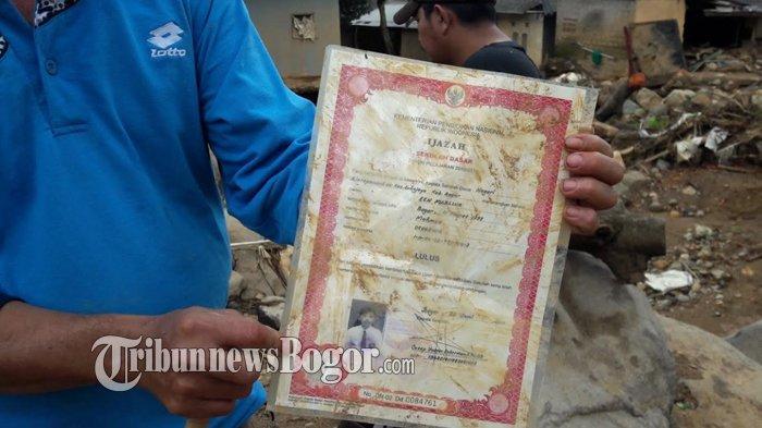 Surat-Surat Penting Hilang dan Rusak Karena Bencana, Pemkab Bogor Imbau Lapor ke Posko Terdekat