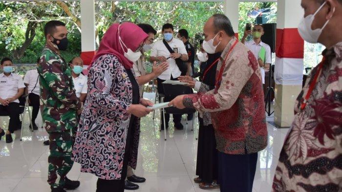 Warga Jasinga dan Pamijahan dapat 500 Sertifikat Tanah Redistribusi dari Presiden