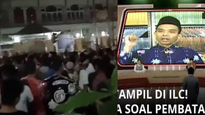 Warga Lombok Demo Minta Masjid Dibuka, Ustaz Abdul Somad Ungkap Penyebab Warga Nekat Lakukan Ini
